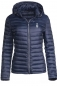 Oldenburger Springpferde Winter Damenjacke mit Strass in navi