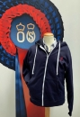 OL Oldenburger Sweatjacke College blau UNISEX